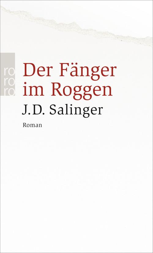 Der Fänger im Roggen - Jerome D. Salinger