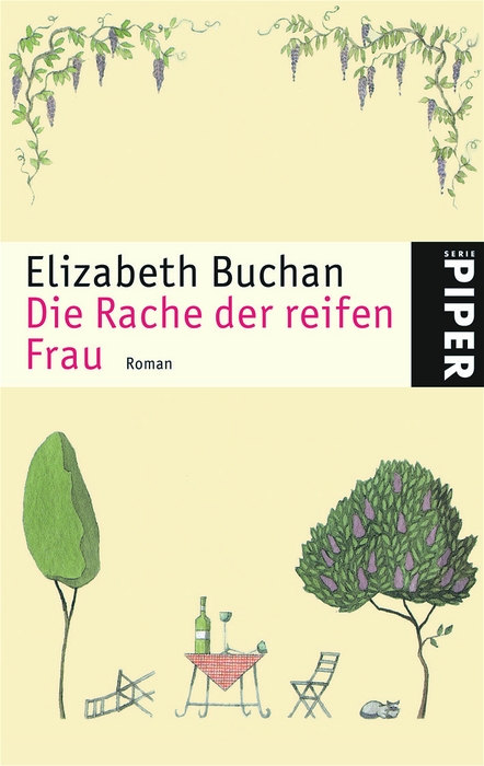Die Rache der reifen Frau - Elizabeth Buchan