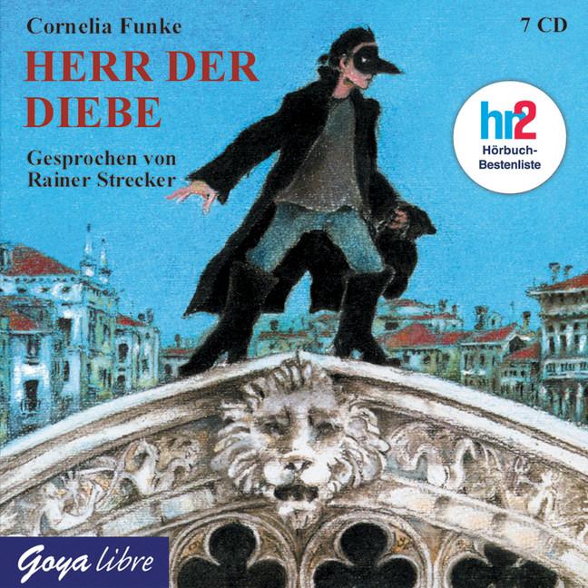Herr der Diebe - Cornelia Funke [7 Audio CDs]