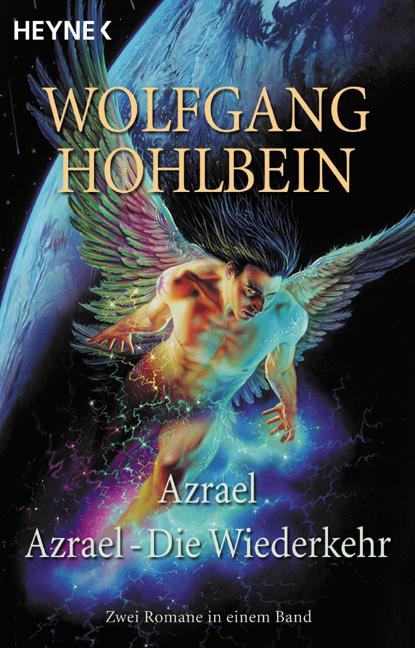 Azrael / Azrael - Die Wiederkehr - Wolfgang Hohlbein