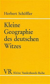 Kleine Geographie des deutschen Witzes. - Herbe...