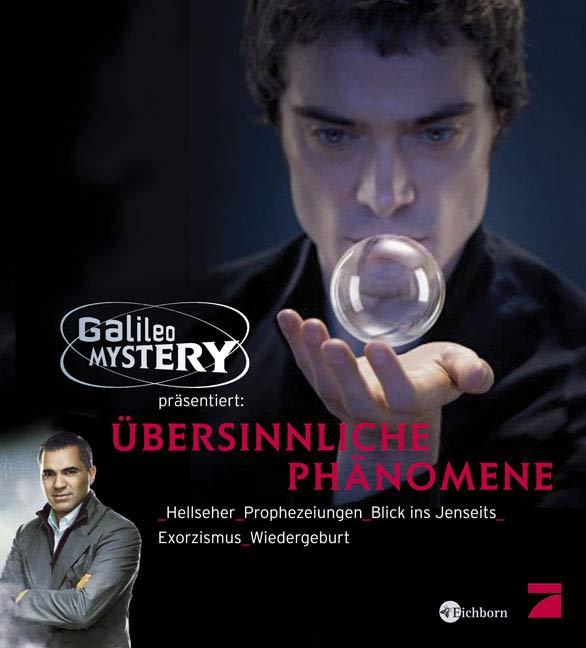Übersinnliche Phänomene - Hellseher. Prophezeiu...