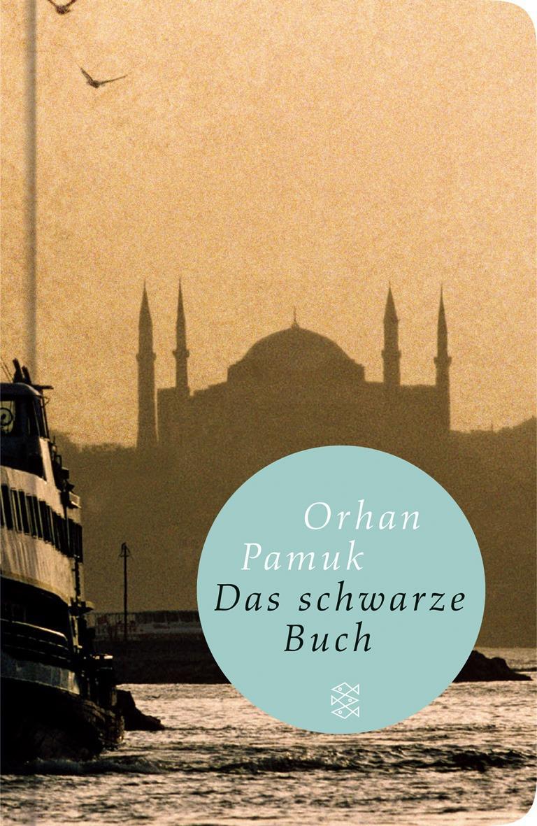 Das schwarze Buch - Orhan Pamuk