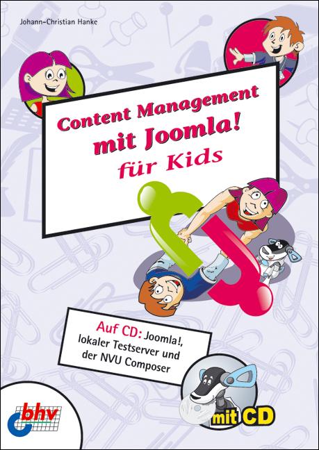 Content Management mit Joomla für Kids - Johann...