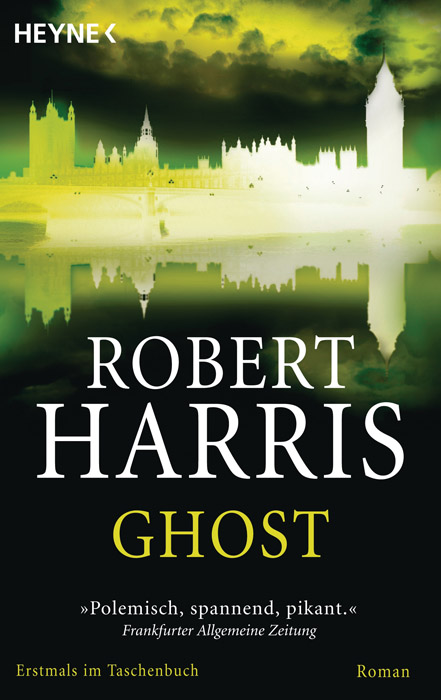 Ghost - Robert Harris
