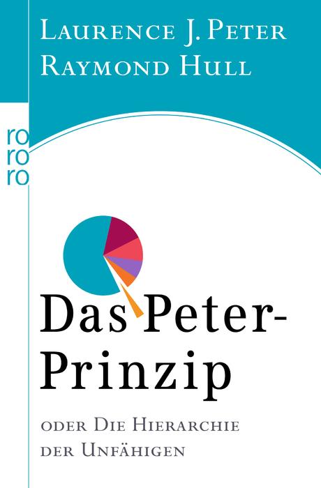 Das Peter-Prinzip: oder Die Hierarchie der Unfähigen (sachbuch) - Laurence J. Peter