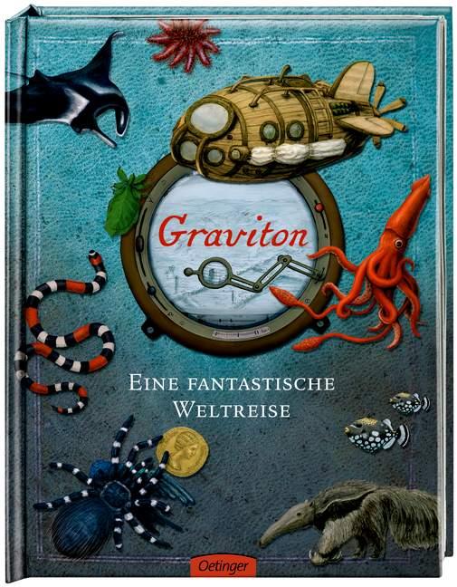 Graviton - Eine fantastische Weltreise - Tomas ...