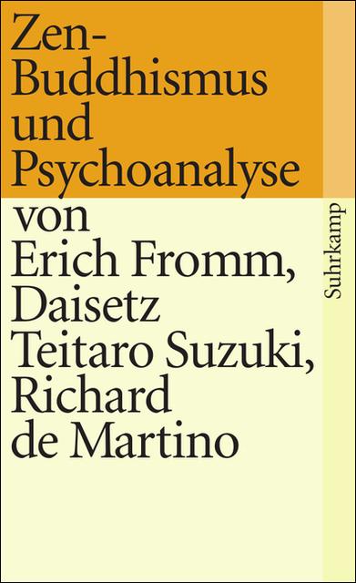 Zen-Buddhismus und Psychoanalyse - Erich Fromm