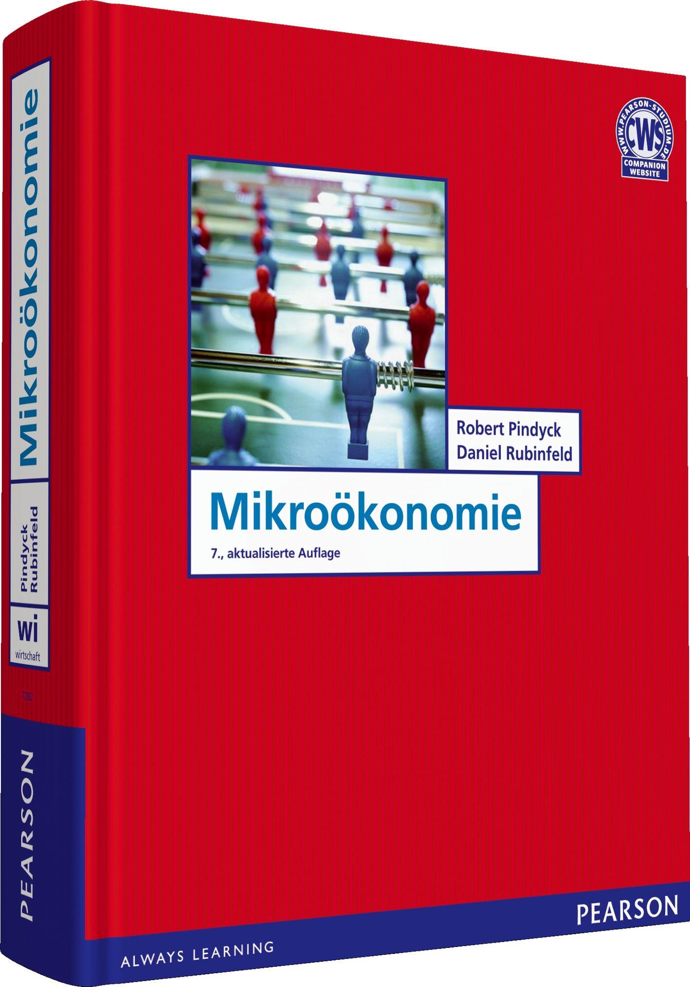 Mikroökonomie - Robert S. Pindyck