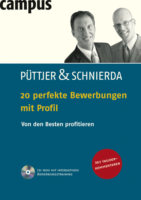 20 perfekte Bewerbungen mit Profil: Von den Bes...