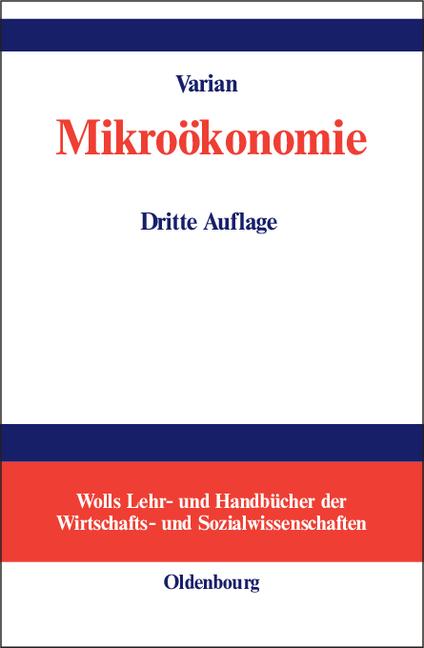Mikroökonomie - Hal R. Varian