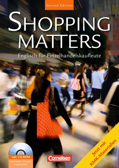 Shopping Matters - New Edition. Englisch für Ei...