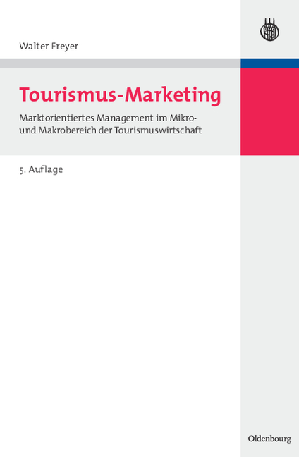 Tourismus-Marketing - Walter Freyer