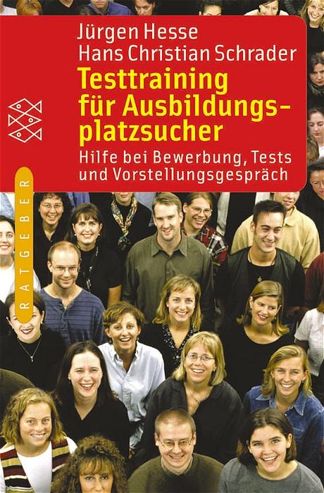 Testtraining für Ausbildungsplatzsucher: Hilfe ...