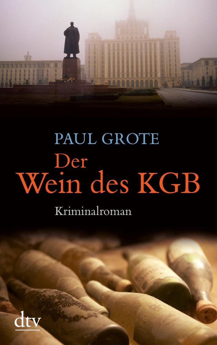 Der Wein des KGB - Paul Grote