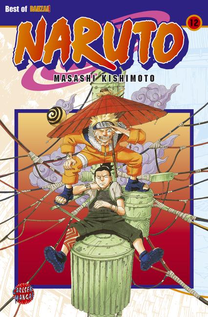 Naruto: Band 12 - Masashi Kishimoto