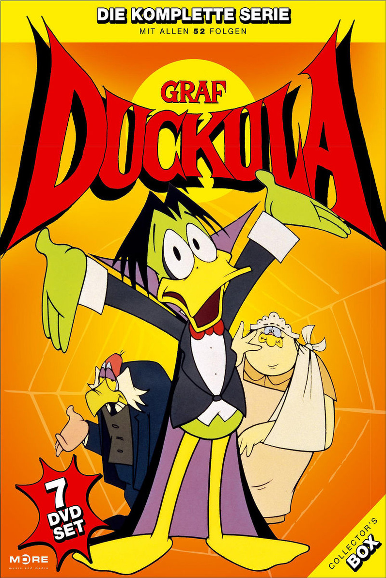 Graf Duckula - Collector´s Box (7DVDs)