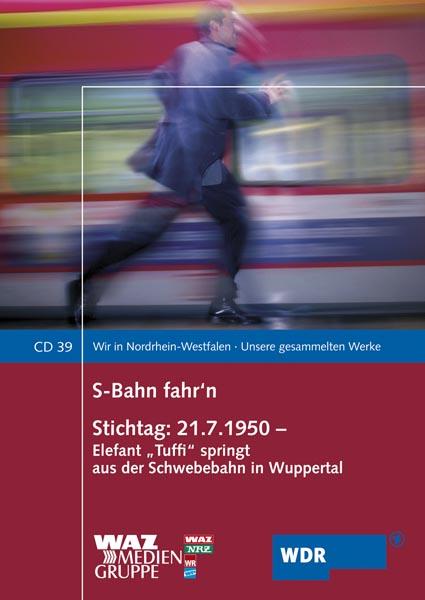 S-Bahn fahrn / Stichtag: 21.7.1950 - Elefant Tu...