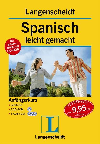 Langenscheidt Spanisch leicht gemacht Anfängerk...
