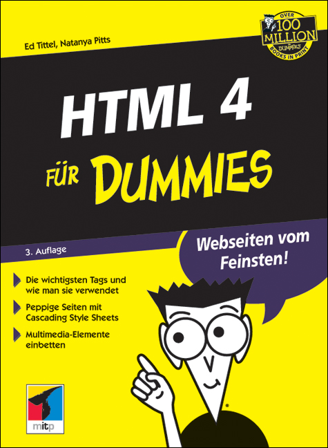 HTML 4 für Dummies. - Natany Pitts