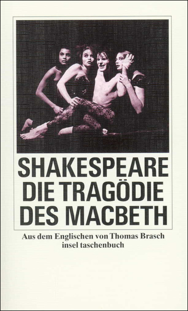 Die Tragödie des Macbeth - William Shakespeare