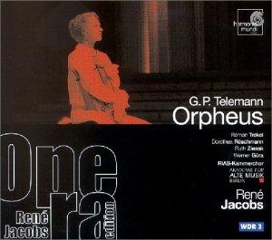 Akademie für Alte Musik Berlin - Orpheus