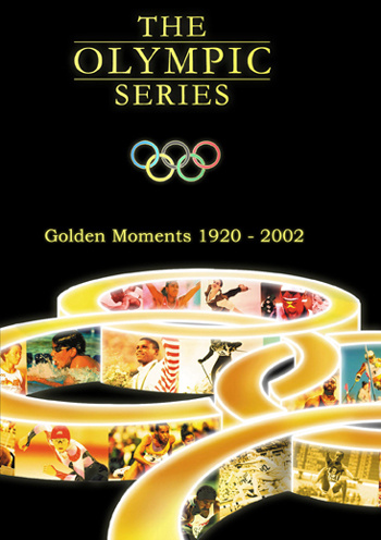 The Olympic Series - The Olympic Series - Golde...