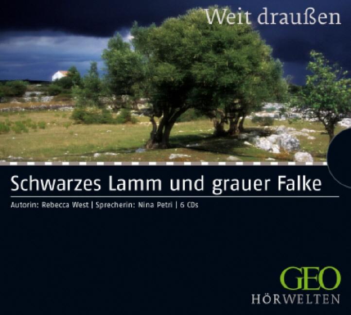 Schwarzes Lamm und grauer Falke - Rebecca West ...