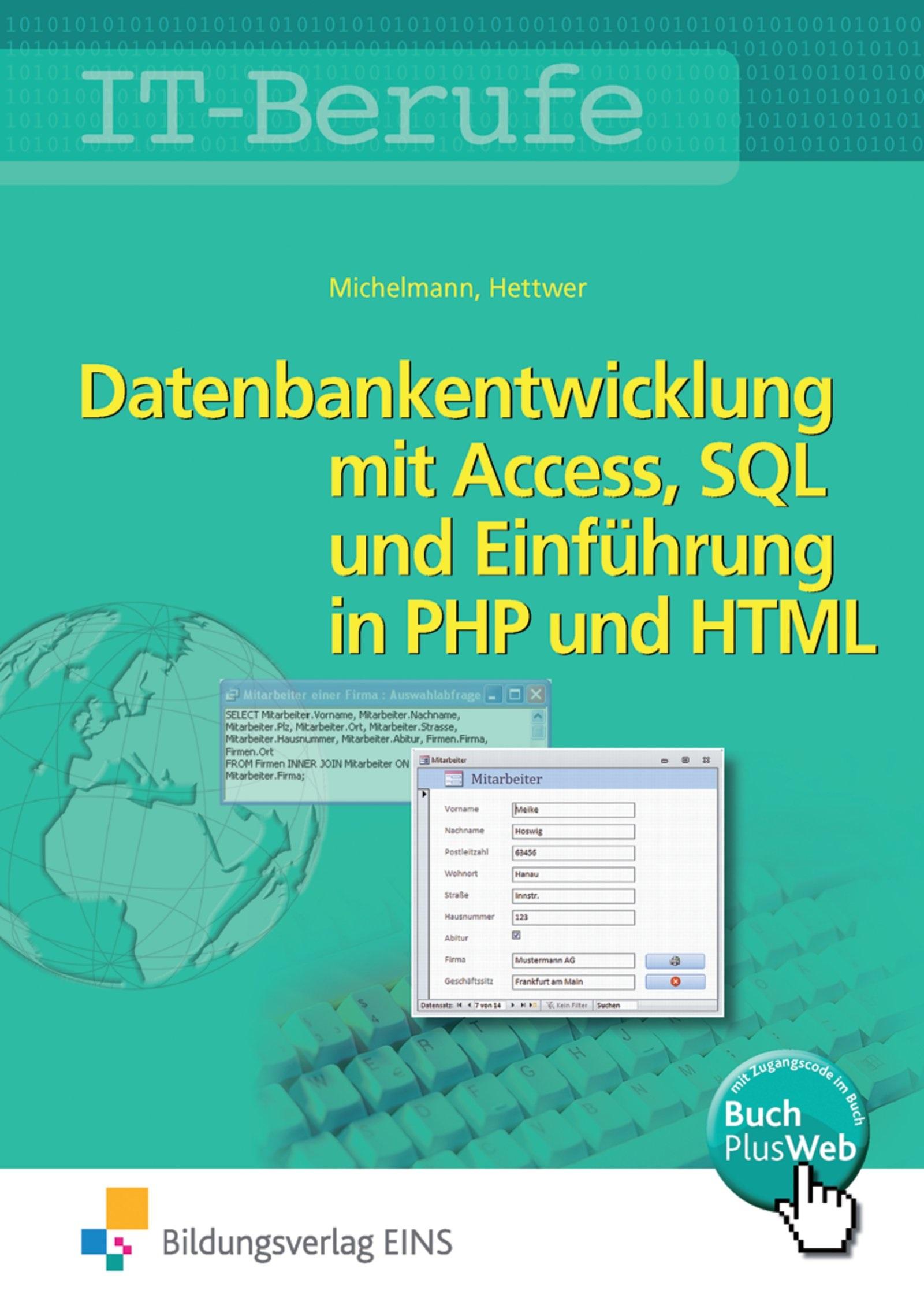 Datenbankenentwicklung und -anpassung mit MS Ac...