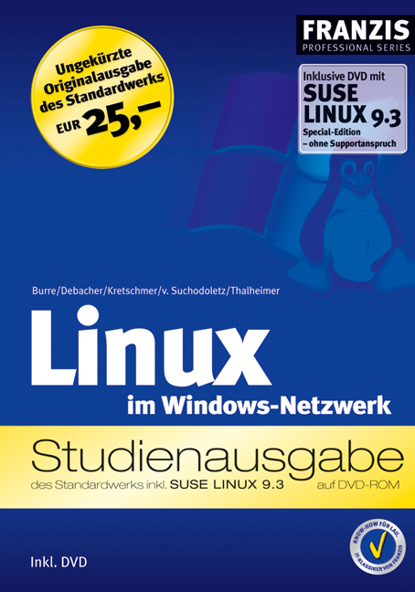 Linux im Windows-Netzwerk. - Bernd Burre