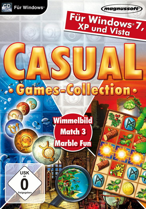Casual Games Collection