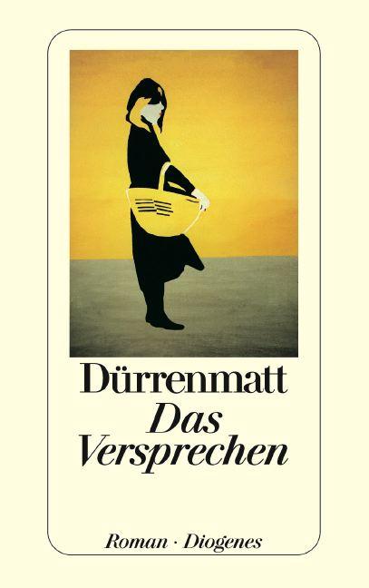 Das Versprechen - Friedrich Dürrenmatt