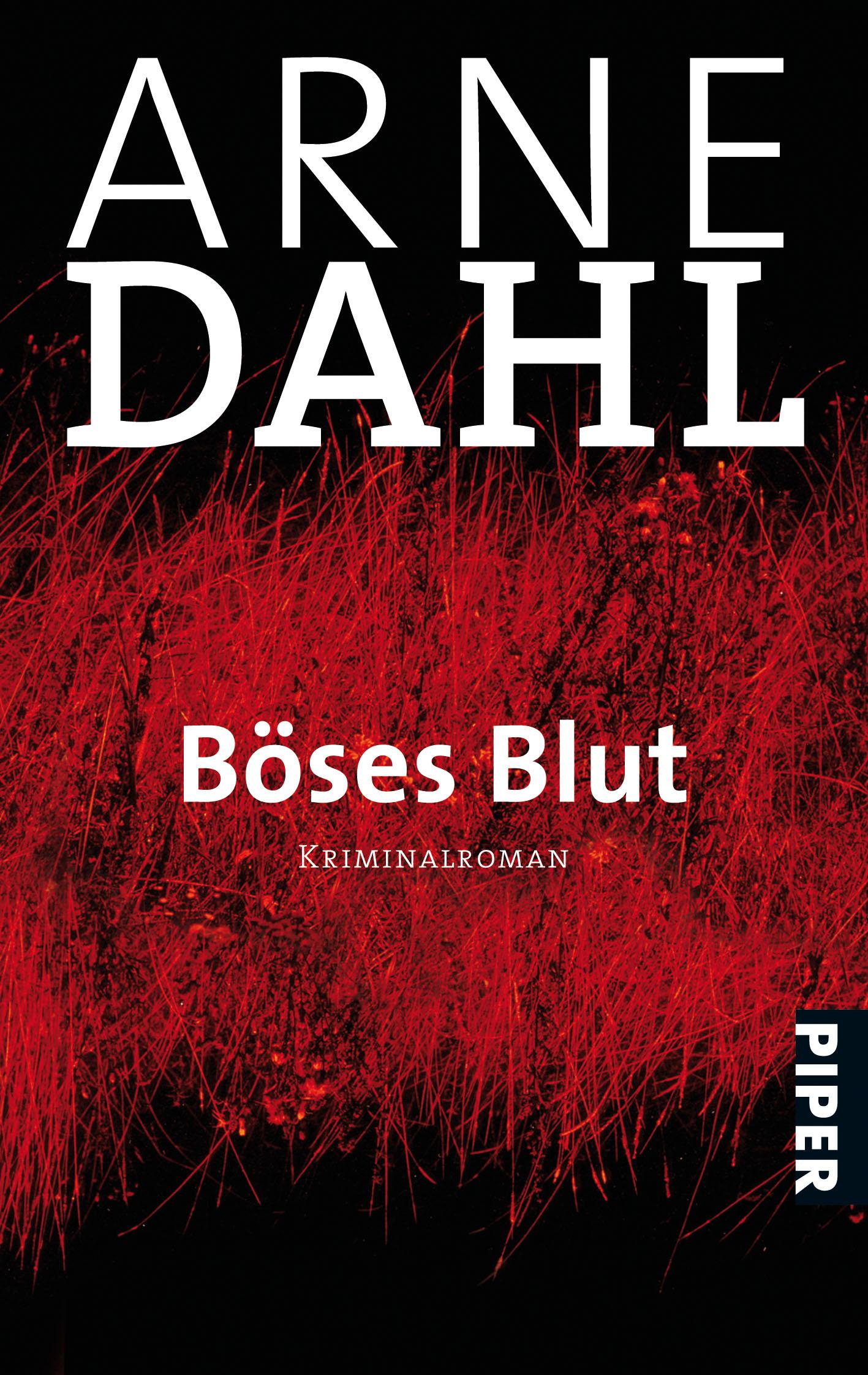 Böses Blut - Arne Dahl [Taschenbuch]