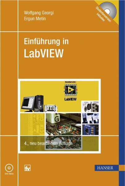 Einführung in LabVIEW. Mit DVD - Wolfgang Georgi