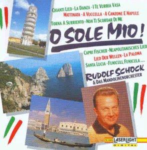 Rudolf Schock - O Sole Mio/Capri-Fischer/+
