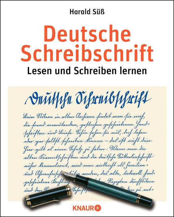 Deutsche Schreibschrift: Lesen und Schreiben le...