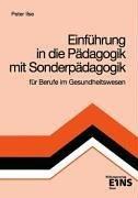 Einführung in die Pädagogik mit Sonderpädagogik...