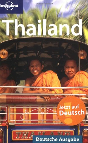 Lonely Planet Thailand - Joe Cummings