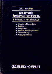 Informatik für Wirtschaft und Verwaltung - Gerd...