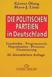 Die politischen Parteien in Deutschland. Geschi...
