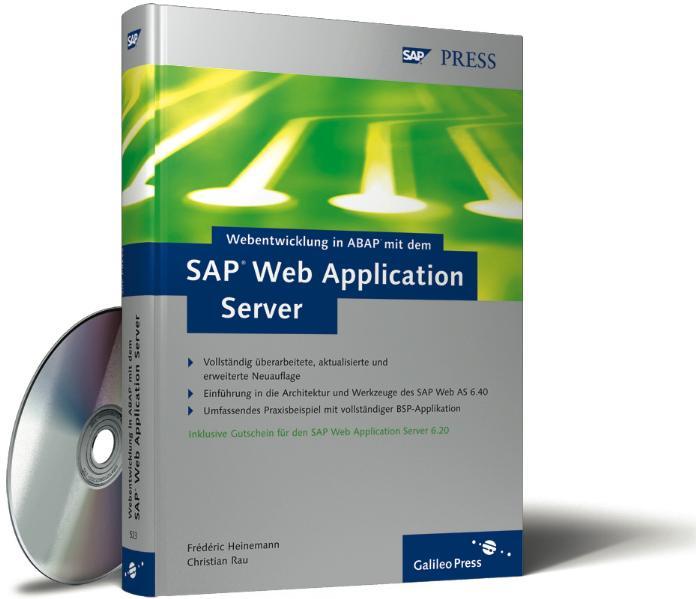 Webentwicklung in ABAP mit dem SAP Web Applicat...