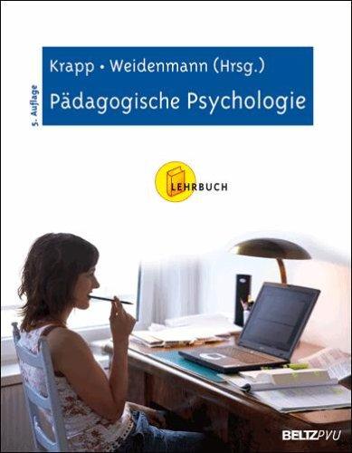 Pädagogische Psychologie: Ein Lehrbuch