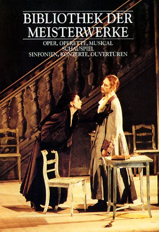Oper, Operette, Musical; Sinfonien, Konzerte, O...