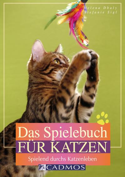 Das Spielebuch für Katzen: Spielend durchs Katz...