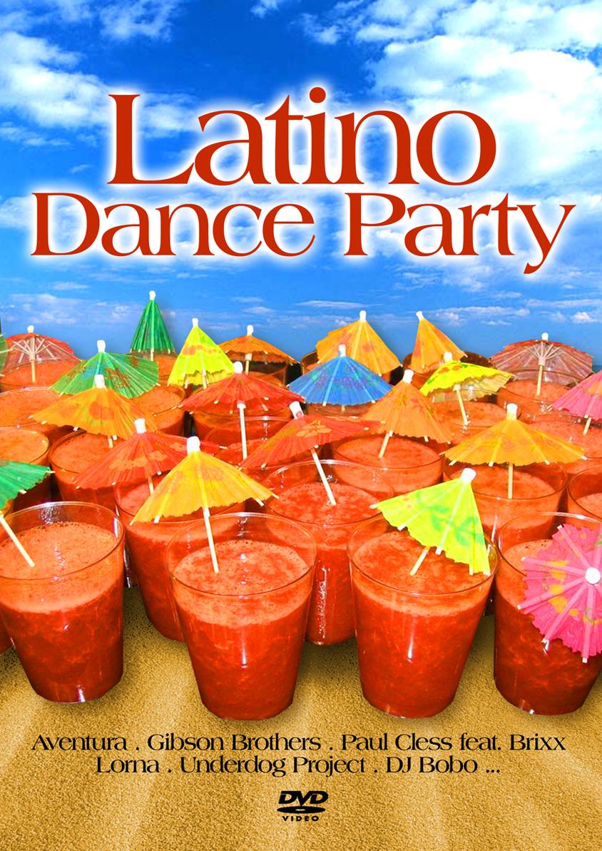 Various Artists - Various Artists - Latino Danc...