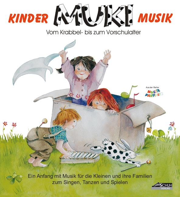 MUKi, Kinder-Musik - Petra Verhoeven
