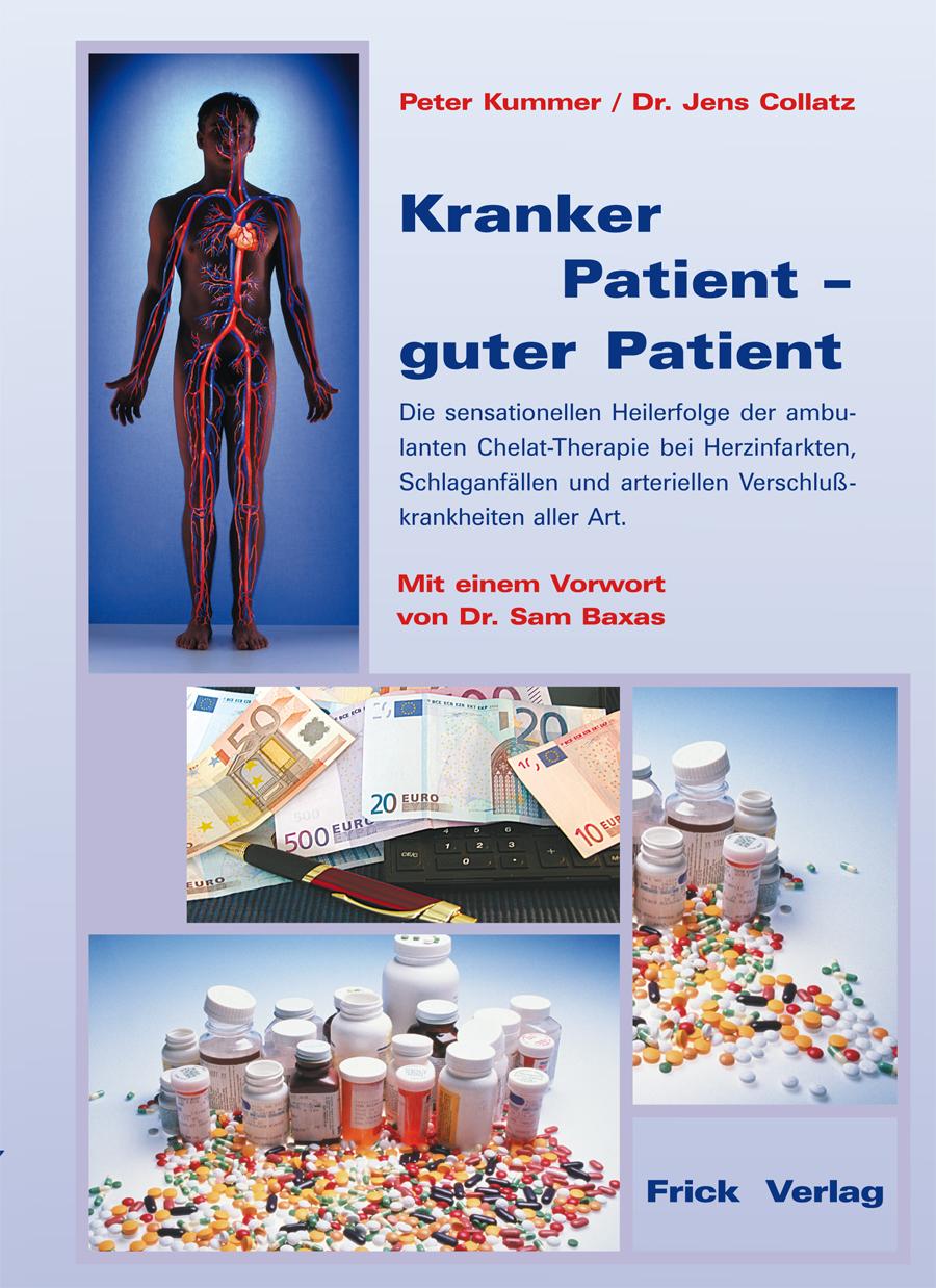 Kranker Patient, guter Patient - Peter Kummer