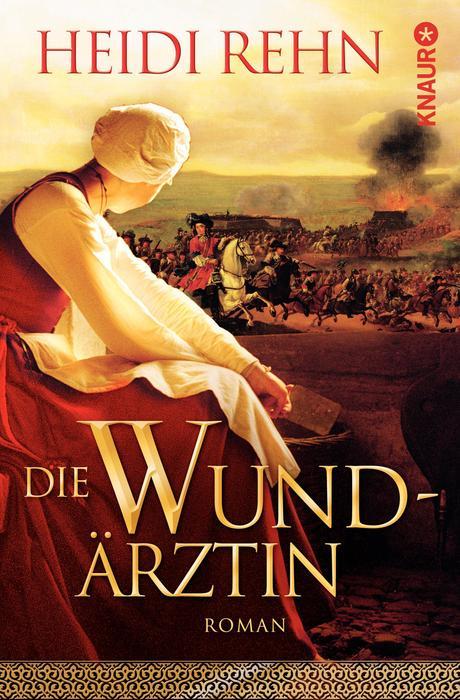Die Wundärztin - Heidi Rehn [Taschenbuch]