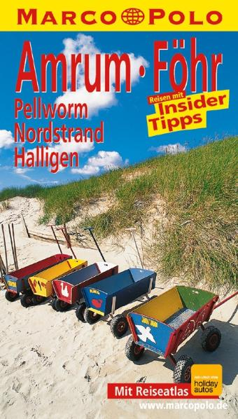 Marco Polo Reiseführer Amrum, FöhrPellworm, Nor...