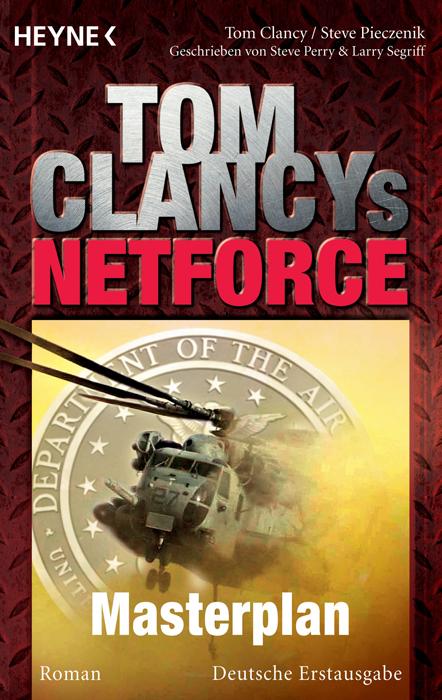 Tom Clancys Netforce: Masterplan - Tom Clancy